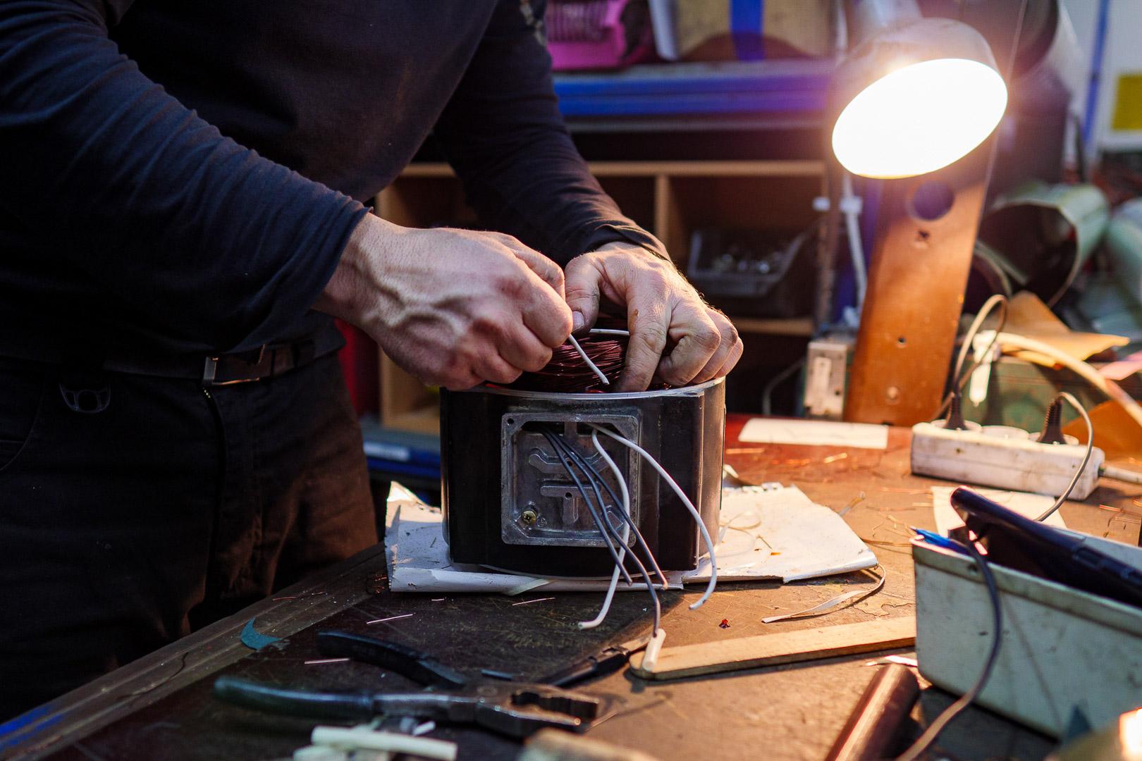 Silkem - sklep i zakład elektromechaniczny